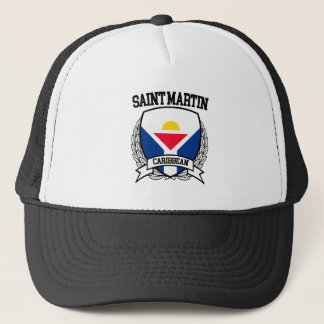Saint Martin Trucker Hat