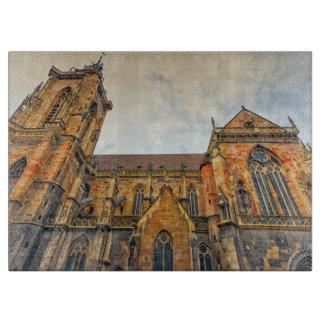 Saint Martin's Church, Colmar, France Boards