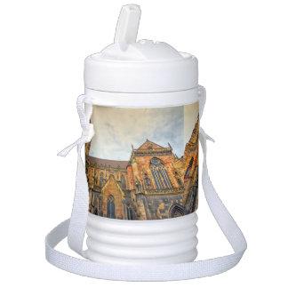 Saint Martin's Church, Colmar, France Drinks Cooler