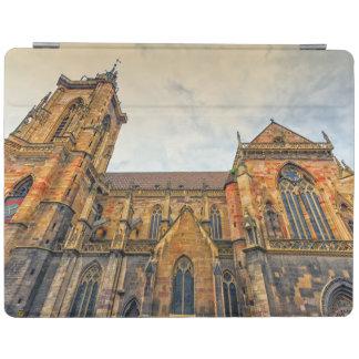 Saint Martin's Church, Colmar, France iPad Cover