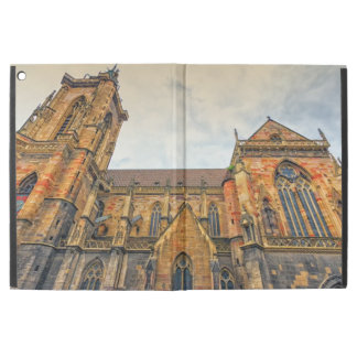 "Saint Martin's Church, Colmar, France iPad Pro 12.9"" Case"