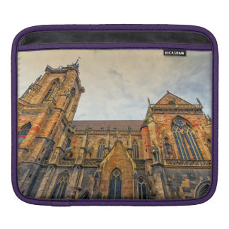 Saint Martin's Church, Colmar, France iPad Sleeve