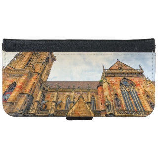 Saint Martin's Church, Colmar, France iPhone 6 Wallet Case