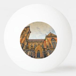 Saint Martin's Church, Colmar, France Ping-Pong Ball