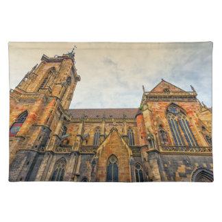 Saint Martin's Church, Colmar, France Placemat