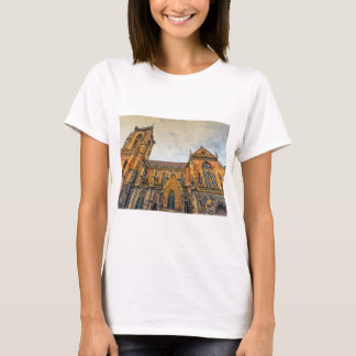Saint Martin's Church, Colmar, France T-Shirt