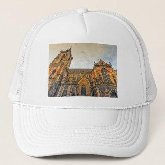 Saint Martin's Church, Colmar, France Trucker Hat