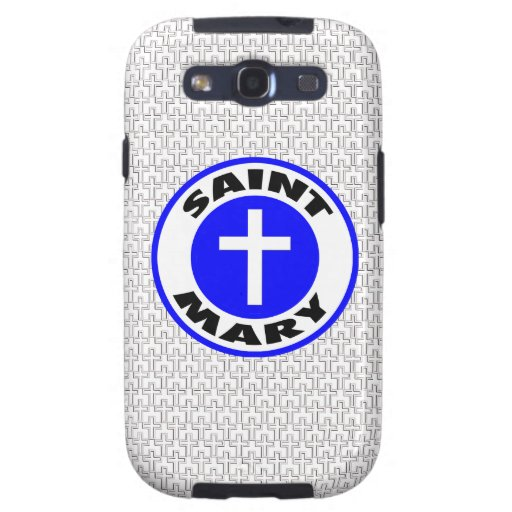 Saint Mary Samsung Galaxy S3 Case
