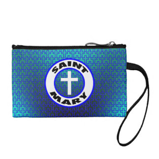 Saint Mary Coin Wallet