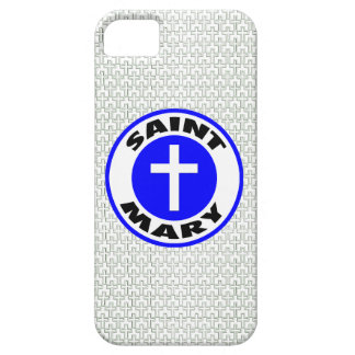 Saint Mary iPhone 5 Covers