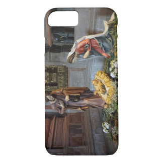 Saint Mary, Jesus and Saint Joseph in Jeronimos iPhone 7 Case