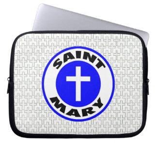 Saint Mary Computer Sleeve