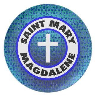 Saint Mary Magdalene Plate