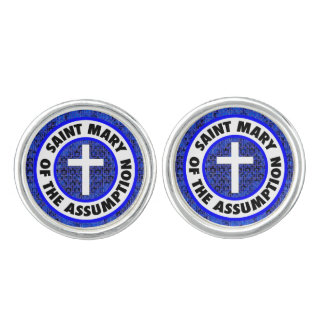 Saint Mary of the Assumption Cufflinks