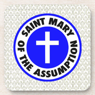 Saint Mary of the Assumption Drink Coasters