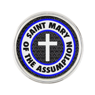 Saint Mary of the Assumption Lapel Pin