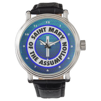 Saint Mary of the Assumption Wristwatches
