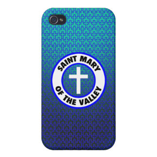 Saint Mary of the Valley iPhone 4/4S Covers