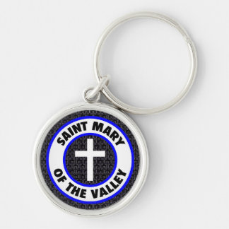 Saint Mary of the Valley Keychain
