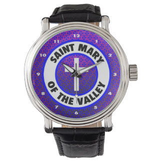 Saint Mary of the Valley Wrist Watch