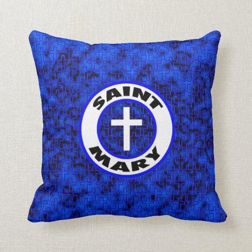 Saint Mary Pillows