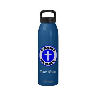 Saint Mary Reusable Water Bottle
