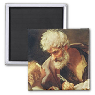 Saint Matthew Square Magnet