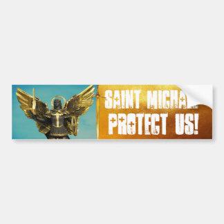 Saint Michael Bumper Sticker