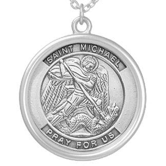 Saint Michael Necklace