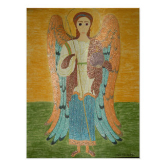 Saint Michael Art Photo
