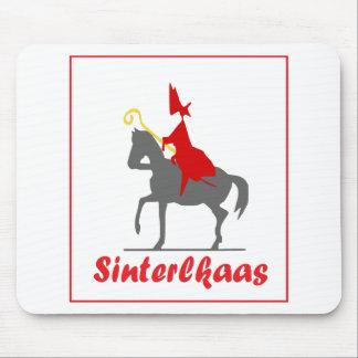 Saint Nicholas Mouse Pad
