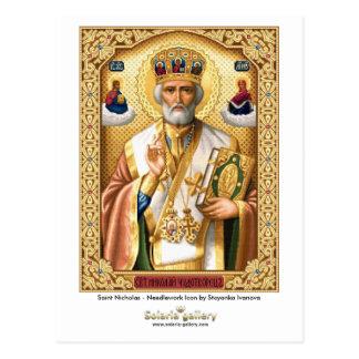 Saint Nicholas - Postcard