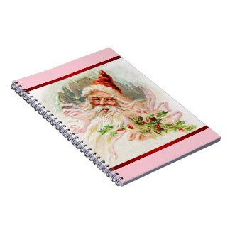 Saint Nicholas Spiral Notebook