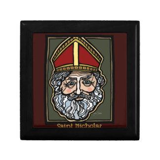 Saint Nicholas Trinket Boxes