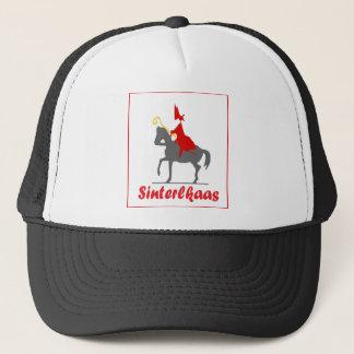 Saint Nicholas Trucker Hat