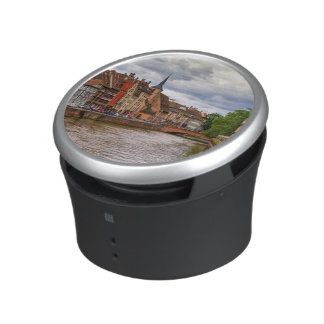 Saint-Nicolas dock in Strasbourg, France Bluetooth Speaker