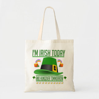 Saint Paddy's Day Budget Tote Bag