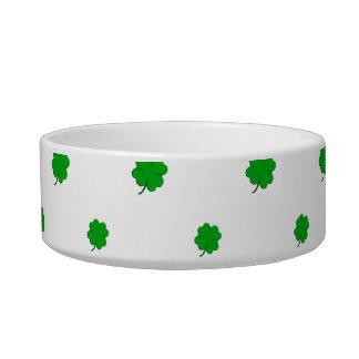 Saint Patrick Motif Pattern Bowl