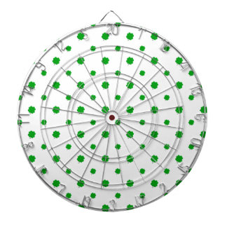 Saint Patrick Motif Pattern Dartboards