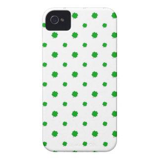 Saint Patrick Motif Pattern iPhone 4 Case