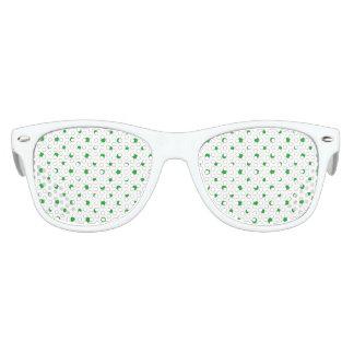 Saint Patrick Motif Pattern Kids Sunglasses
