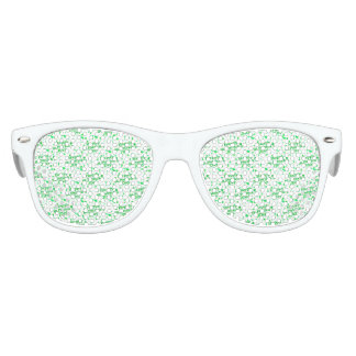 Saint Patrick Motif Pattern Kids Sunglasses