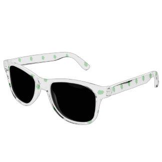 Saint Patrick Motif Pattern Sunglasses