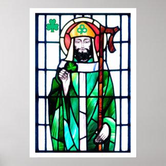 Saint Patrick Poster