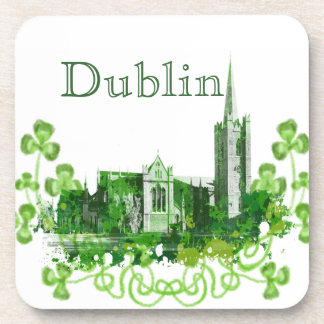 Saint Patrick's Cathedral in Dublin Coaster