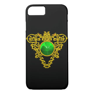 SAINT PATRICK'S CELTIC HEART,SHAMROCK iPhone 8/7 CASE