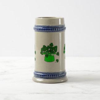 Saint Patrick's day - 18 Oz Beer Stein