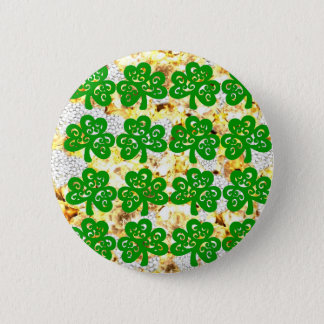 SAINT PATRICKS DAY 2 INCH ROUND BUTTON