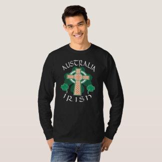 Saint Patrick's Day Australia Irish Pride T-Shirt