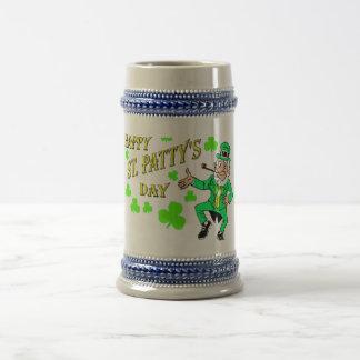 Saint Patrick's day - Beer Stein